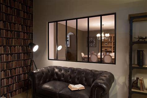 verri鑽e cuisine separation cuisine salon vitree 6 verri232res dint233rieur des cloisons tendance groupe diogo kirafes