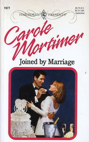 Joined By Marriage By Carole Mortimer Fictiondb