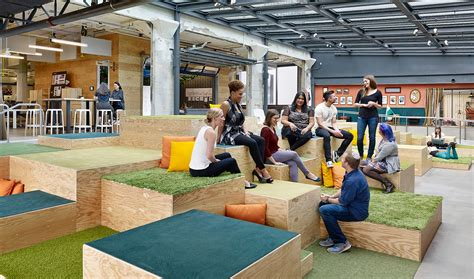 open space bureau open space to collaborate at airbnb office photo