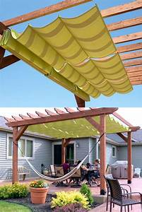 12 Beautiful Shade Structures  U0026 Patio Cover Ideas