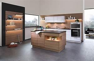 Küchenzeile Mit Insel : rempp musterk che k chenzeile mit insel ausstellungsk che ~ Michelbontemps.com Haus und Dekorationen