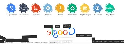 Gravity Google : Google Gravity,google Anti Gravity,google Zero Gravity
