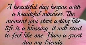 Good morning!! Have a BEAutiful day!! Dear void… | quotes | Pinterest | Blessings, Inspirational ...