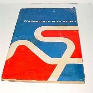 Vtg 1962 Strombecker Slot Car Road Racing Manual