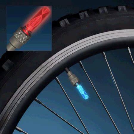 bike wheel lights walmart valve led bicycle tire light pairs walmart