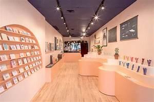 Baltic Design Shop : playful displays enliven a montreal stationery shop by ivystudio ~ Markanthonyermac.com Haus und Dekorationen