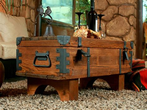 Decide when viewing the chest tray table options that nature properly the stuff you need to save will keep them. Vintage Travel Trunk Wooden Coffee Table Cottage Steamer ...