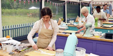 british bake week biscuit recap features chefs