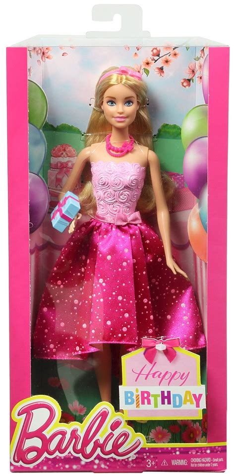Hapyy Birthgay Princes  Barbie Doll, Friends And Family