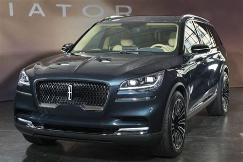 Lincoln 2019 : World Debut First-look At New Mid