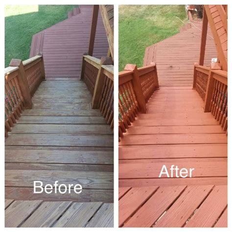 Lasting Deck Stain Or Paint by Free Composite Deck Staining Service Quotes And Cost Estimates