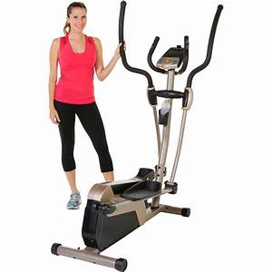 Exerpeutic Elliptical Trainer Machines Review January 2020