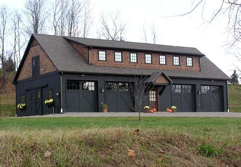 4 Bay Garage With Workshop, Mechanical Room