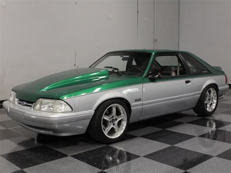 1992 ford mustang for green 1992 ford mustang gt for mcg marketplace