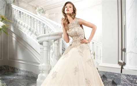Demetrios Wedding Dress Style C205 Available Now At Macy's