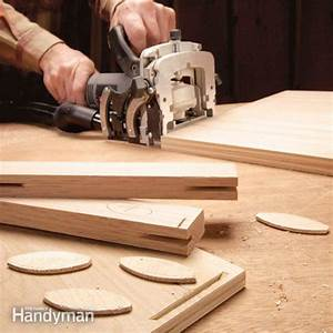 Building Cabinets with Biscuit Joints The Family Handyman