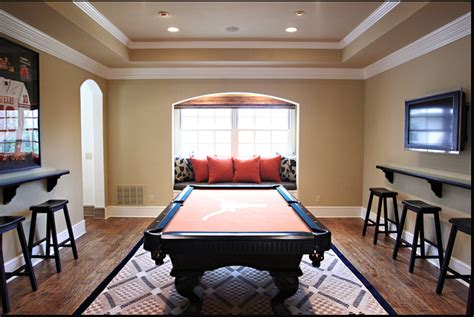 room and board modern dining chairs 25 small pool table room design ideas for tiny house home123