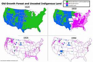 Temperate Climate Permaculture Deforestation In The US ...