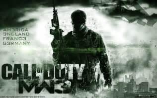 Call of Duty MW3 Art