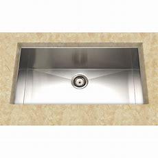 Cantrio Koncepts Kss004 Undermount Single Basin Kitchen