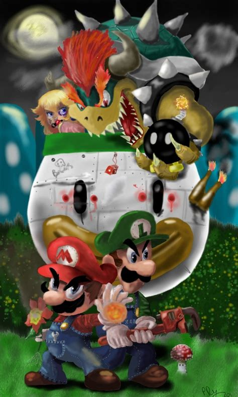 Super Mario World Old Version By Reillyington86 On