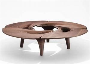 Zaha Hadid's last furniture collection recreates mid