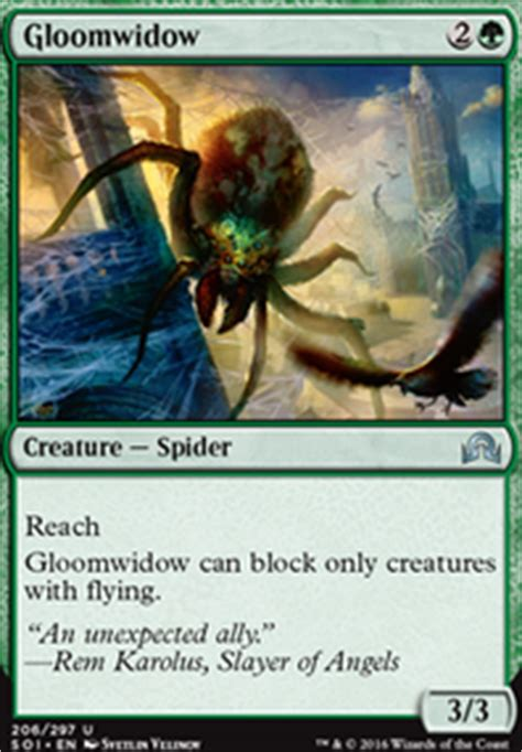 Mtg Insect Deck Tappedout by Spiders Spiders Everywhere Standard Mtg Deck