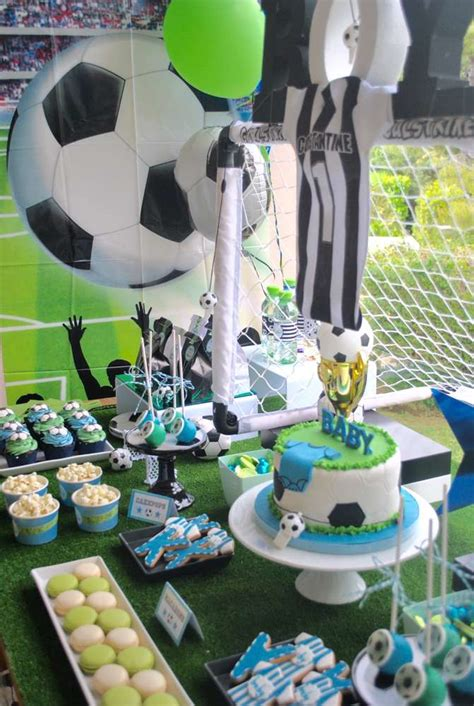 soccer baby shower ideas photo 6 of 19 catch my