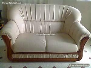 Bonnes affaires tunisie maison meubles decoration un for Divan lit deux places