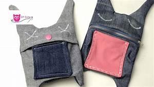 Nähen Aus Alten Jeans : diy eule hasent schchen aus alten jeans n hen ~ Frokenaadalensverden.com Haus und Dekorationen