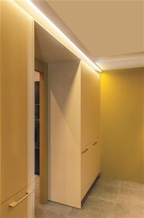 Hallway Lighting 1u Profile Tal  Tal Residential Projects
