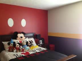 mickey mouse bedroom baby bedroom ideas