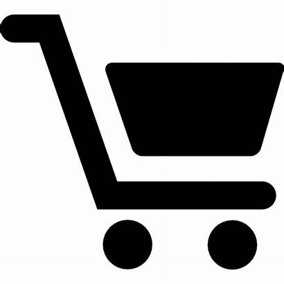 Cart Shopping Empty Vector Icons Icon Commerce