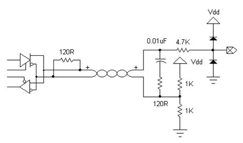 simplest rs485 to rs232 conversion parallax