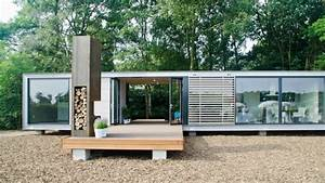 Prefab Modern Living Modern Prefab Homes and Cabins ...