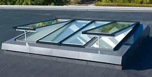 Toit En Verre Prix : velux lance une verri re pour toit plat r sidentiel ~ Premium-room.com Idées de Décoration
