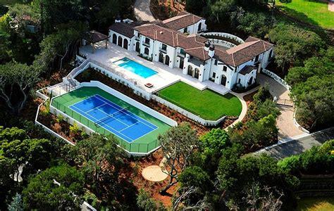 fancy brand  italian villa  california