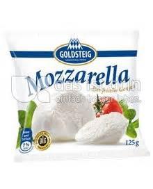 Tagesbedarf Kcal Berechnen : goldsteig mozzarella kugel 245 0 kalorien kcal und inhaltsstoffe das ist drin ~ Themetempest.com Abrechnung
