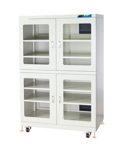 camera equipment storage cabinet precise led desiccant dry box humidity dry cabinet for