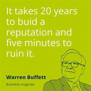 Warren Buffer -... Inspirational Pr Quotes