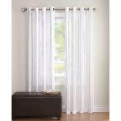better homes and gardens toby textured stripe sheer window panel walmart com