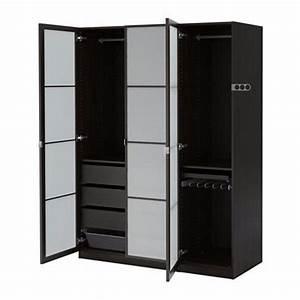Ikea Schränke Pax : ikea pax kleiderschrank schwarz in schermbeck schr nke sonstige schlafzimmerm bel kaufen und ~ Buech-reservation.com Haus und Dekorationen