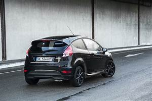 Ford Fiesta Black Edition : ford fiesta black edition le 1 0 ecoboost 140 l 39 essai photo 7 l 39 argus ~ Gottalentnigeria.com Avis de Voitures