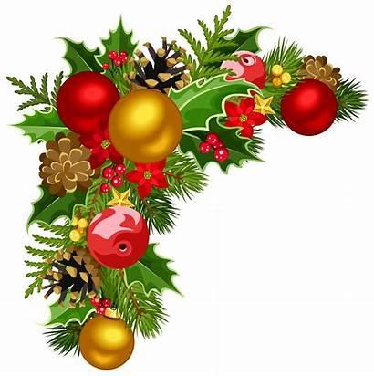 Christmas Decorations Clipart Cliparts Clip Transparent Background