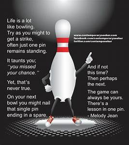 1000+ images ab... Bowling Game Quotes
