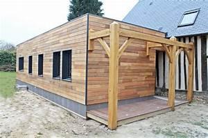 Extension Ossature Bois : ossature bois alliance bois construction ~ Melissatoandfro.com Idées de Décoration