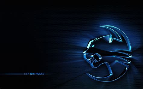 1 Roccat Tapety Hd  Tła  Wallpaper Abyss