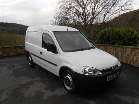 Vauxhall Combo 1.3 Cdti 1700 Car For Sale Llanidloes Powys