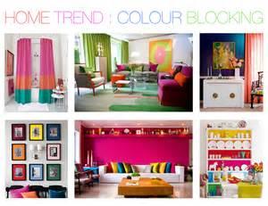 home design furnishings color blocking mountain home decor
