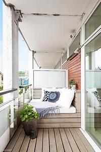 Balkon Bank Klein : 25 beste idee n over klein balkon op pinterest klein ~ Michelbontemps.com Haus und Dekorationen